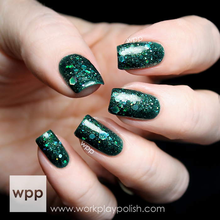 GLAM Polish Mystic from the Supernatural Collection