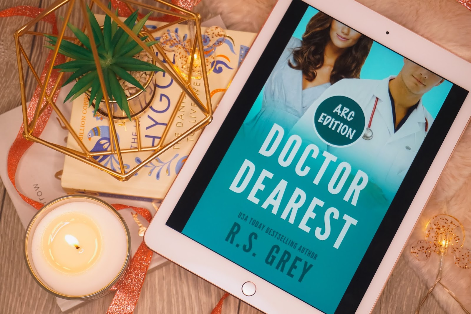 Doctor Dearest By R.S. Grey Kindle - Em's Editorial