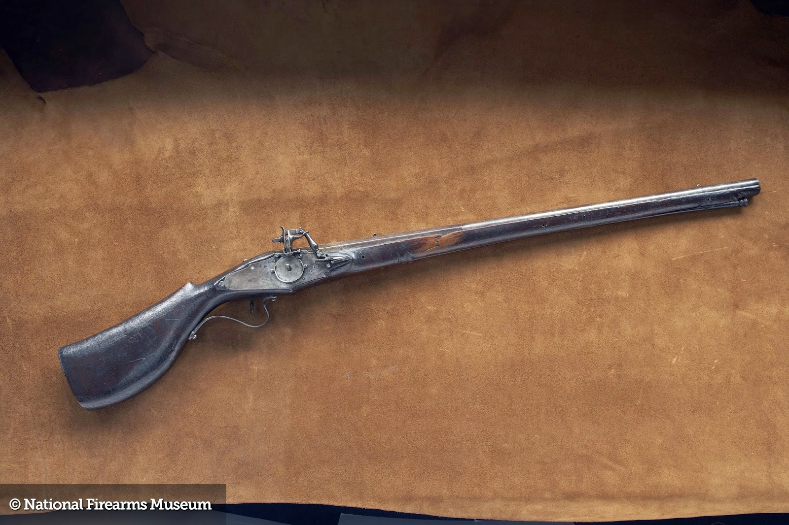 TINCANBANDIT's Gunsmithing: If These Guns Could Talk