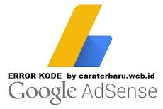 Cara Terbaru Mengatasi Error Saat Memasang Kode Iklan AdSense
