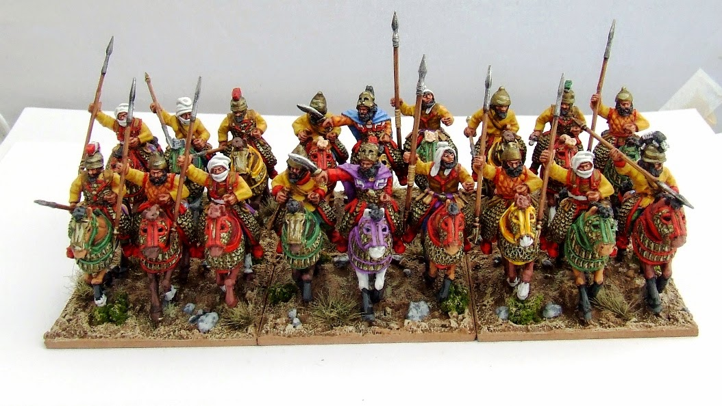 Persian Cavalry Achaemenid Persian Empire Ancient Greece