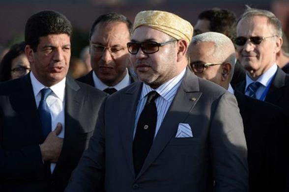 تعليمات وتوجيهات الملك محمد السادس نصره الله  الملك الأخضر   على بناء مستقبل مستدام منصف وعادل