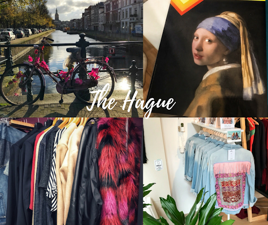 Travel: Fashion Finds In The Hague | The Life of A Social Butterfly