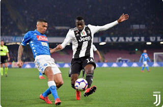 Napoli vs Juventus 1-2 Highlights