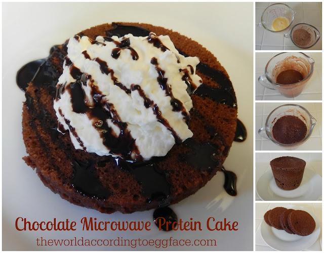 Protein Powder Mug Cake Bariatric