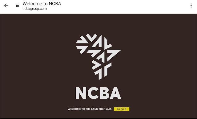 NCBA bank Kenya