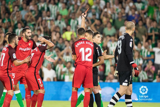 Crónica Real Betis 1 - Sevilla FC 0