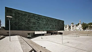 Museum of Memory and Human Rights in Santiago, Chile.