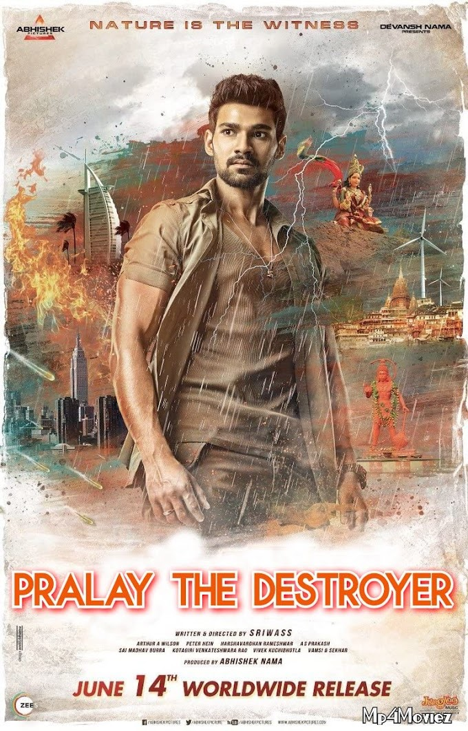 Pralay The Destroyer (Saakshyam) 2020 Hindi Dubbed Full Movie