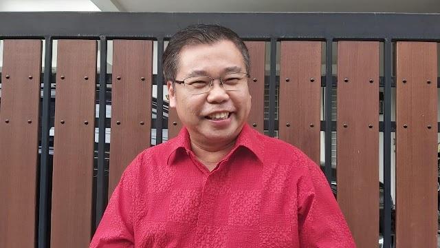 Sofyan Tan Berharap Perayaan Imlek Hanya dengan Keluarga  Saja