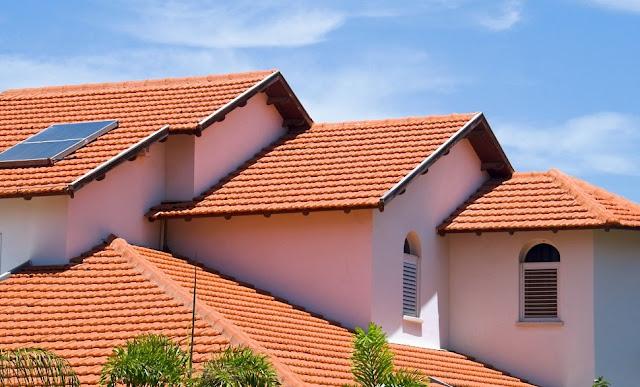 крыша дачи