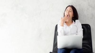 7 Penyebab Sering Cepat  Merasa Lelah Ketika Beraktifitas