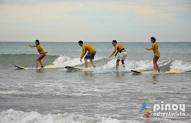 First Ride 3 Surf Competition at Crystal Beach Resort
