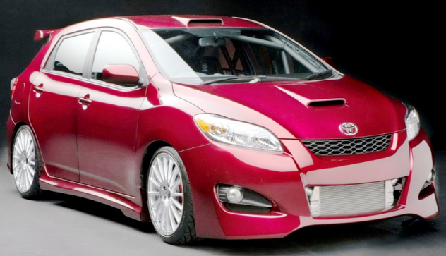 2018 Toyota Matrix Redesign