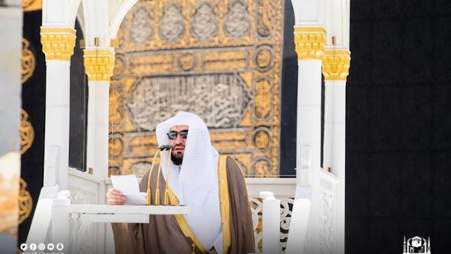 Profil Syeikh Baleelah yang Diserang Saat Jadi Khatib di Masjidil Haram