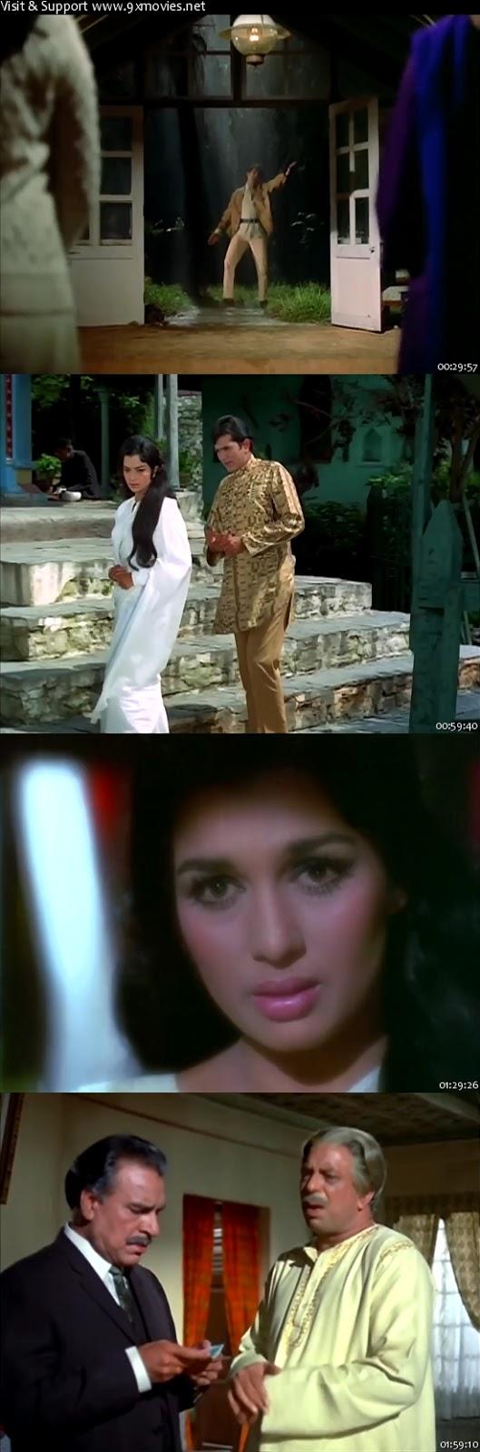 Kati Patang 1970 Hindi 720p HDRip