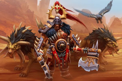 Beastmaster – Marauder of the Chaos Wastes