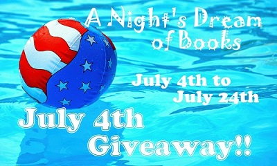 ENDS AT MIDNIGHT, 7/24/18!!!