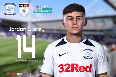 PES 2021 Faces Jordan Storey by CongNgo
