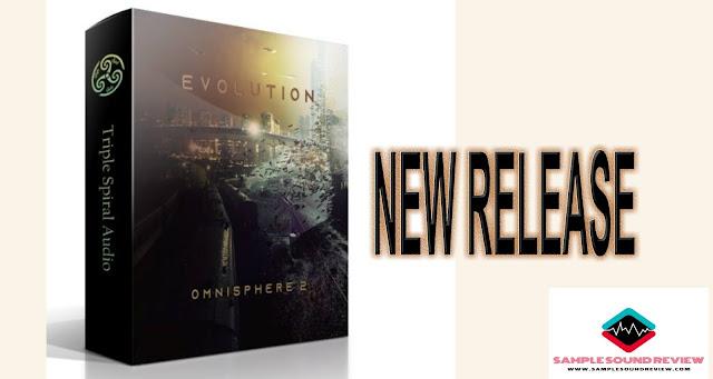 EVOLUTION for OMNISPHERE by TRIPLE SPIRAL AUDIO