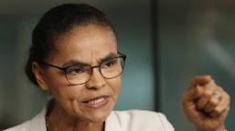 A lógica das fake news foi inaugurada a pedido do PT, diz Marina Silva