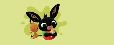 Nasz pluszowy króliczek Bing