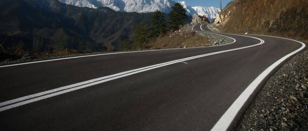 Βελτιώνει την περιφερειακή οδό στο Γαρδίκι Τρικάλων η Περιφέρεια Θεσσαλίας