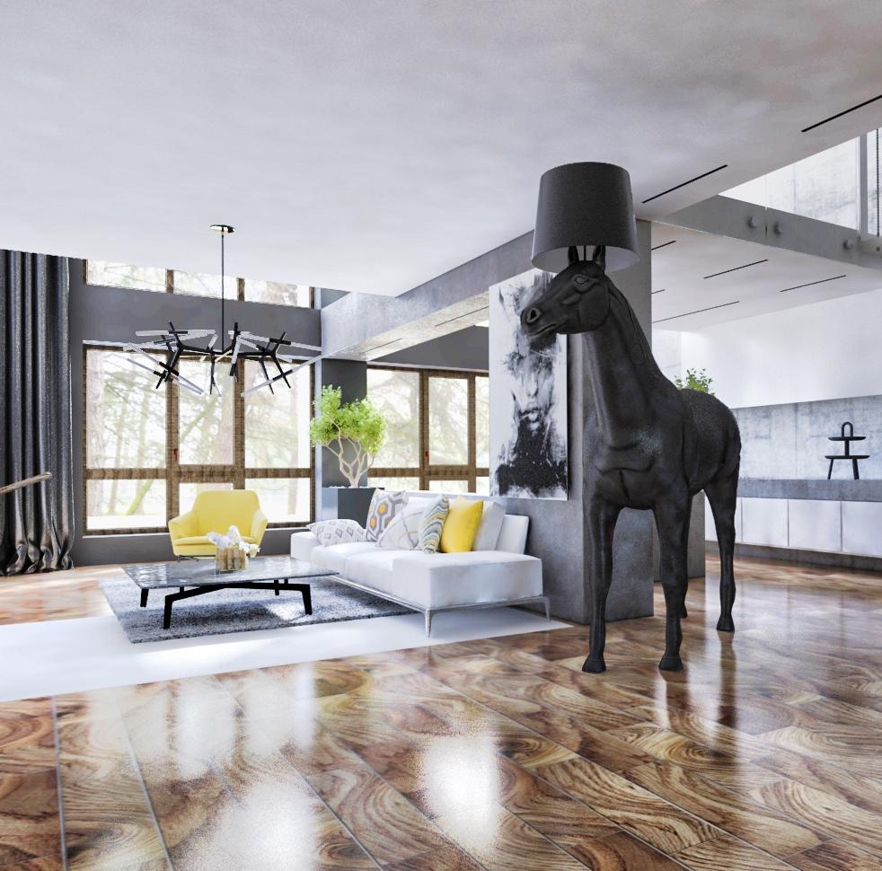 horse-shaped-floor-lamp