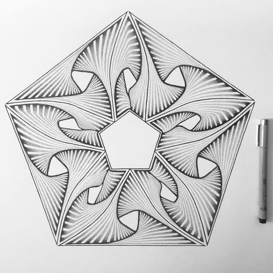 03-Pentagone-Stippling-Drawings-Ilan-Piotelat-www-designstack-co