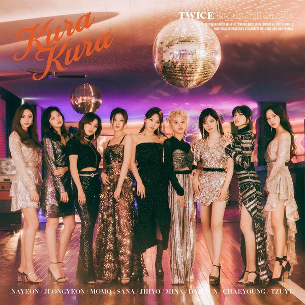 TWICE – Kura Kura – EP