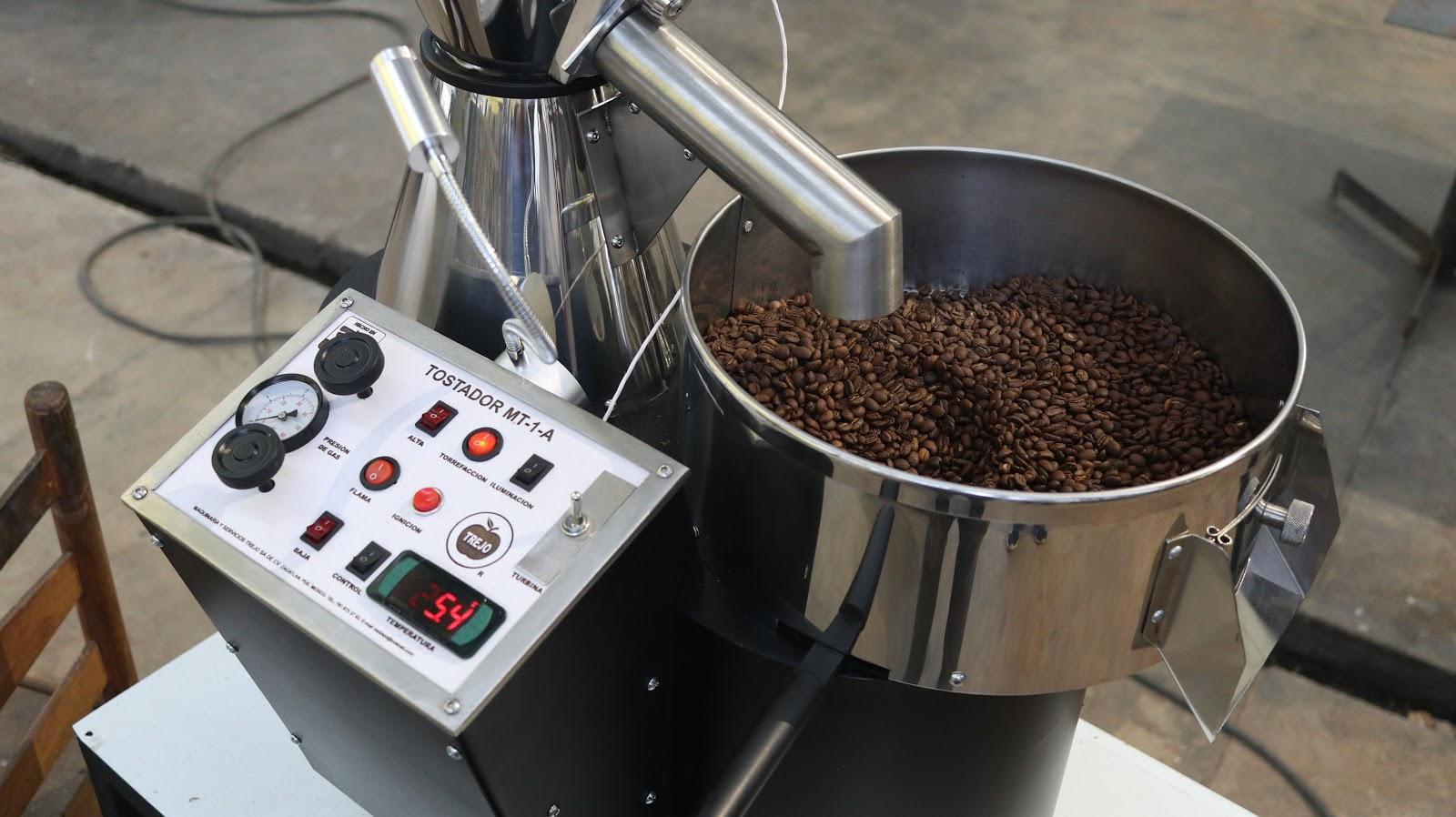 Datos de la industria del café