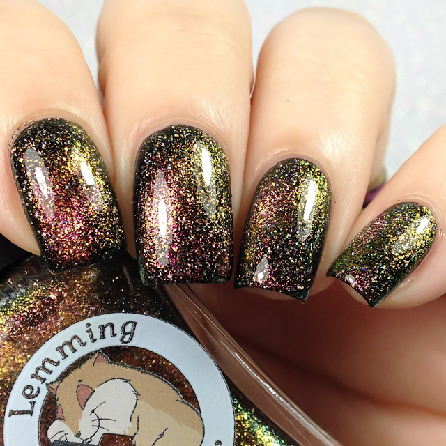 Lemming Lacquer-Orion Nebula