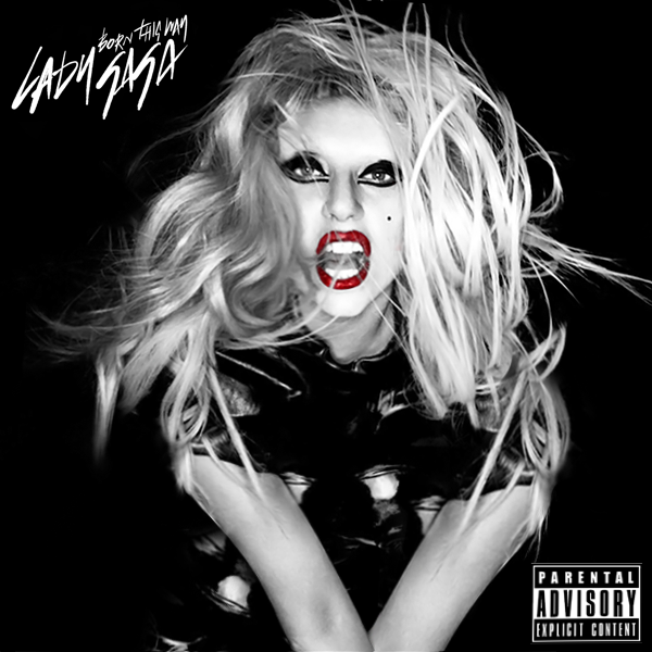 Cover World Mania: Lady GaGa-Born This Way Fan Made Album Cover!