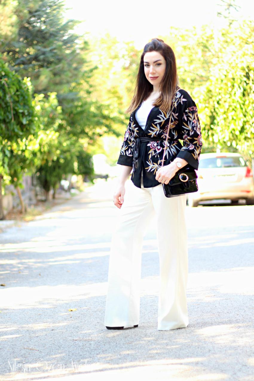 Nakışlı Kimono-moda blogları-kadın blogu-fashion blogger