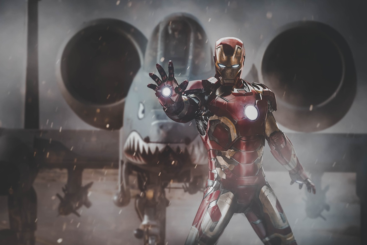 the new iron man official game 2019