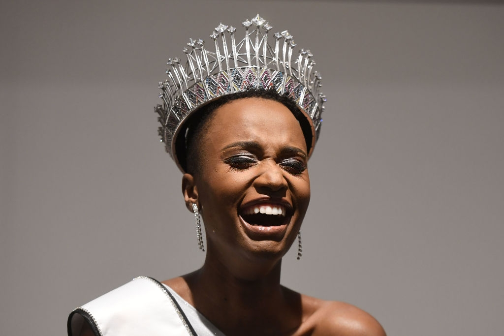 Miss Universe Zozi Tunzi Shares How Covid-19 Has Affected Her Reign AND If It Will Be Extended