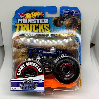 Julian S Hot Wheels Blog Twin Mill Monster Truck New For 2020 Hot Wheels Monster Trucks Crash Legends