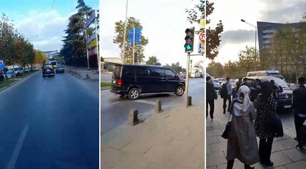 Kaçırılan genç kızın peşine halk otobüsüyle düştüler!