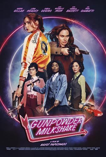 Gunpowder Milkshake (BRRip 720p Dual Latino / Ingles) (2021)
