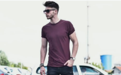 Image from Men's Fashion and Style Youtube