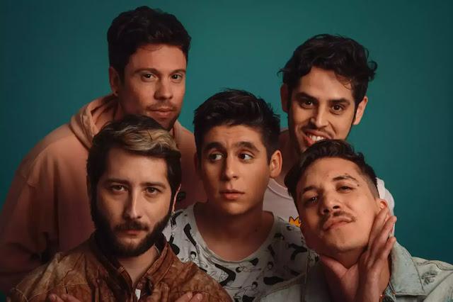 """Ciudad Nómade publica el álbum """"Mar Adentro"""" junto al videoclip de """"Adolescencia"""" musica chilena música chilena"""