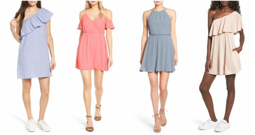 Nordstrom: Dresses on Sale for Under $30 + Free Shipping!