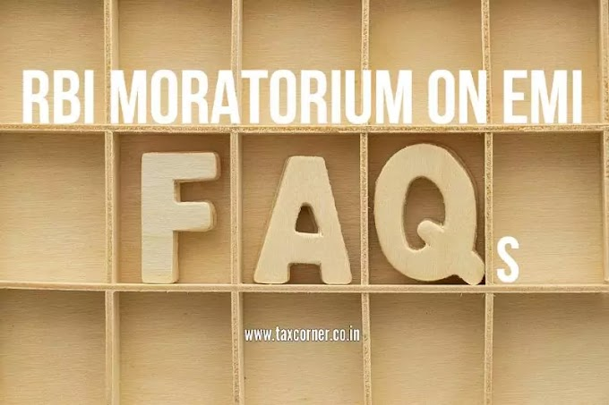 15 FAQs on RBI Moratorium on EMI