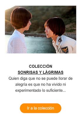 Colección Sonrisas y Lágrimas - Mediatres Estudio