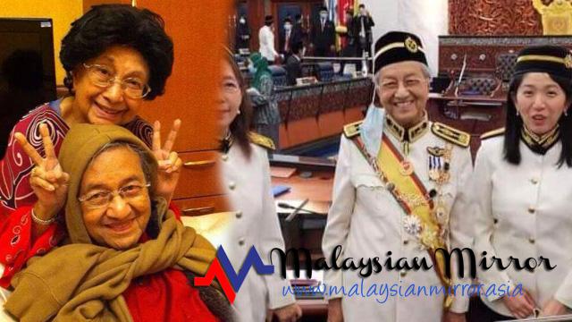 """Mahathir perlukan """"oksigen DAP"""" untuk terus bernyawa dalam politik"""