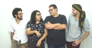 Banda Tertúlia lança o seu primeiro EP em Aracaju