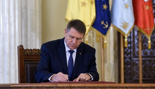 Román civil szervezetek az igazságszolgáltatásról szóló népszavazás kiírását kérték az államfőtől