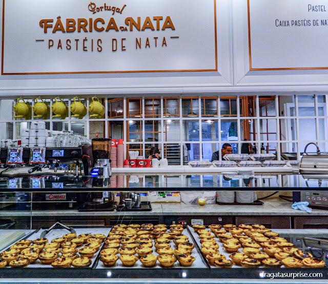 Pastéis de nata, doces típicos de Portugal