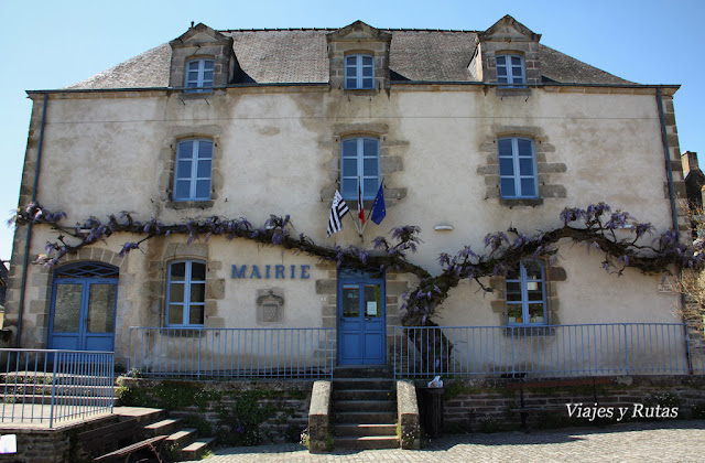 Ayuntamiento, Rochefort-en-Terre