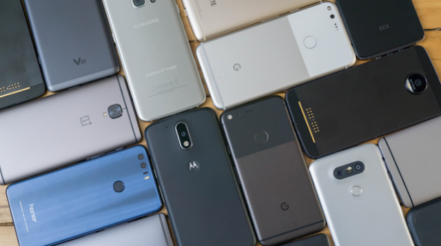 Smartphone Terbaru Rp 1 Jutaan